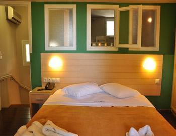 Rouda Bay Hotel Στούντιο Μικρός Γιαλός