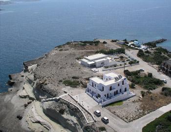 Villa Mary Elen  Μήλος