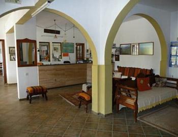 Armadoros Hotel Υποδοχή Γιαλός