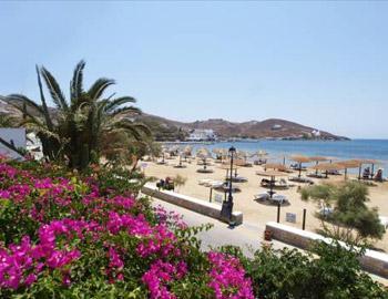 Meltemi Pension Θέα παραλία Γιαλός