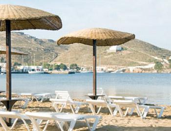 Meltemi Pension Παραλία Γιαλός