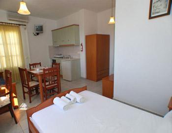 Edem Hotel & Apartments Στούντιο Πλατύς Γιαλός
